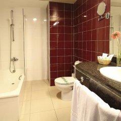 Aqua Hotel Montagut Suites 4* Номер Сьют Стандарт с различными типами кроватей фото 4