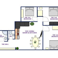 Апартаменты Ruzova Apartment By Ruterra