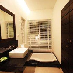 Отель Two Villas Holiday Oxygen Style Bangtao Beach 4* Вилла с различными типами кроватей фото 13