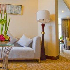 Xiamen Jingmin North Bay Hotel 5* Стандартный номер с различными типами кроватей