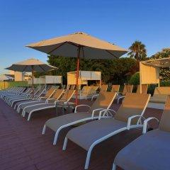 Отель Agua Beach Испания, Пальманова - отзывы, цены и фото номеров - забронировать отель Agua Beach онлайн бассейн