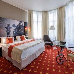 Mercure Hotel Hannover City 4* Стандартный номер разные типы кроватей фото 2