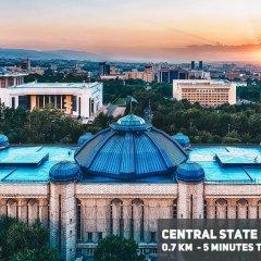 DimAL Hostel Almaty бассейн
