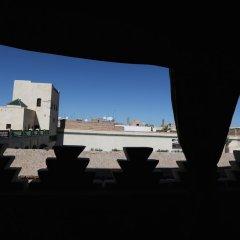 Отель Riad Zehar балкон