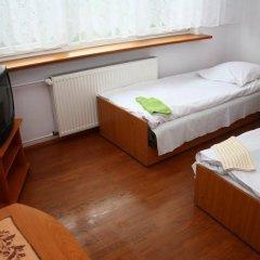 Отель SCSK Brzeźno 2* Стандартный номер с различными типами кроватей фото 6