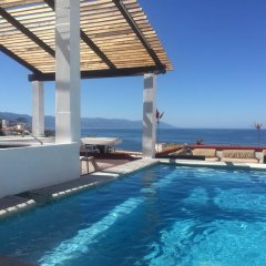 Hotel Amaca Puerto Vallarta - Adults Only бассейн фото 2