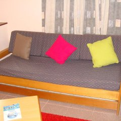 Отель Hospedaria Verdemar Апартаменты с различными типами кроватей фото 5