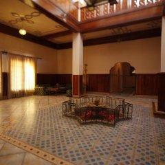 Отель Ksar Tinsouline Марокко, Загора - отзывы, цены и фото номеров - забронировать отель Ksar Tinsouline онлайн интерьер отеля
