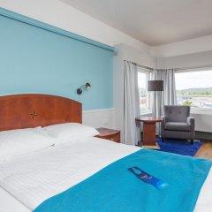 Radisson Blu Caledonien Hotel, Kristiansand 4* Стандартный номер с различными типами кроватей фото 5