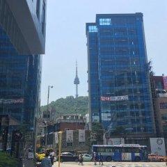 Отель K-Guesthouse Myeongdong 2 Южная Корея, Сеул - отзывы, цены и фото номеров - забронировать отель K-Guesthouse Myeongdong 2 онлайн парковка