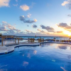 Отель Seadust Cancun Family Resort бассейн фото 5