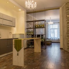 Апартаменты Parkers Boutique Apartments - Old Town Таллин питание