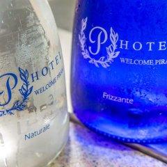 Welcome Piram Hotel 4* Стандартный номер разные типы кроватей фото 32