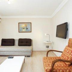 Отель Maya Aparts Номер категории Эконом с двуспальной кроватью фото 12