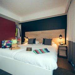 be.HOTEL 4* Стандартный семейный номер с двуспальной кроватью фото 6