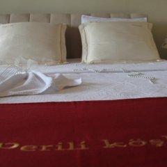 Perili Kosk Boutique Hotel Стандартный номер с различными типами кроватей фото 28