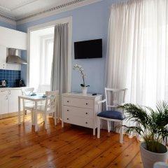 Отель Restauradores Apartments Португалия, Лиссабон - отзывы, цены и фото номеров - забронировать отель Restauradores Apartments онлайн комната для гостей фото 3