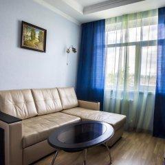 Гостиница Октябрьская Стандартный семейный номер с разными типами кроватей фото 3