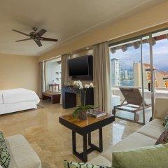 Отель The Westin Resort & Spa Puerto Vallarta 4* Полулюкс с различными типами кроватей фото 4