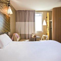 Отель ibis Paris Place d'Italie 13ème 3* Стандартный номер с различными типами кроватей фото 15