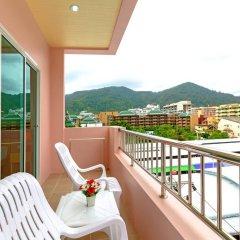 Отель Phusita House 3 2* Улучшенный номер с различными типами кроватей фото 17