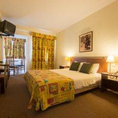 Amazonia Lisboa Hotel 3* Стандартный номер двуспальная кровать фото 3