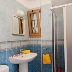 Panareti Coral Bay Hotel ванная