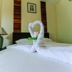 Отель Deeden Pattaya Resort 3* Улучшенный номер с различными типами кроватей