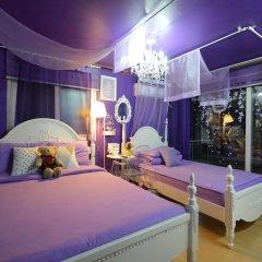 Отель Han River Guesthouse 2* Студия с различными типами кроватей фото 31