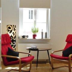 Отель Appartement Dresden Германия, Дрезден - отзывы, цены и фото номеров - забронировать отель Appartement Dresden онлайн интерьер отеля фото 3