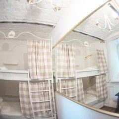 Хостел GOROD Патриаршие Кровать в общем номере с двухъярусной кроватью фото 10