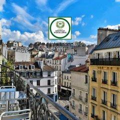 Отель 29 Lepic Париж балкон