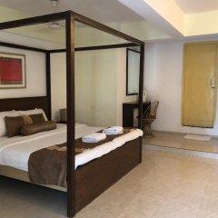 Отель Alegria - The Goan Village 2* Номер Делюкс с двуспальной кроватью