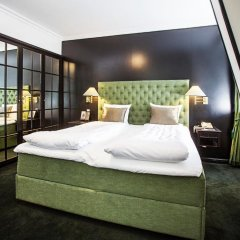 First Hotel Kong Frederik 4* Стандартный номер с 2 отдельными кроватями