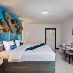 Отель Wattana Place 3* Номер Делюкс с различными типами кроватей фото 10