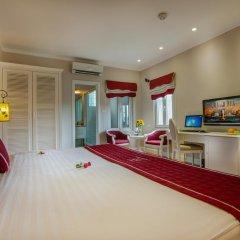 Calypso Premier Hotel 3* Улучшенный номер разные типы кроватей фото 2