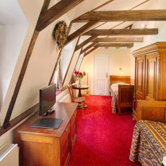 Hotel Waldstein 4* Номер Делюкс с различными типами кроватей фото 5