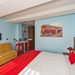 Endless Hotel Taksim 3* Улучшенный люкс с различными типами кроватей