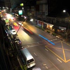 BTS Khaosan Hostel Бангкок парковка