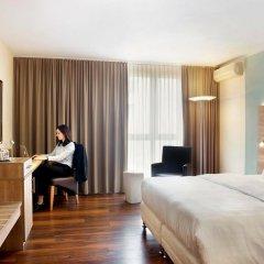 Отель Courtyard by Marriott Dresden комната для гостей фото 3