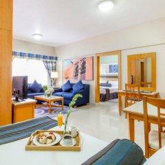 Golden Sands Hotel Apartments 3* Студия с различными типами кроватей фото 2