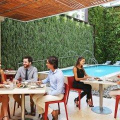 Отель Cali Marriott Hotel Колумбия, Кали - отзывы, цены и фото номеров - забронировать отель Cali Marriott Hotel онлайн питание фото 2