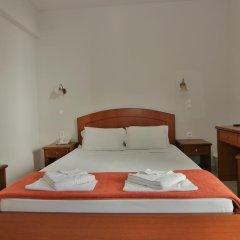 Отель Athinaiko 2* Стандартный номер с двуспальной кроватью фото 17