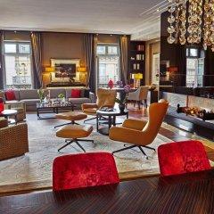 Отель Steigenberger Frankfurter Hof 5* Президентский люкс с различными типами кроватей фото 4