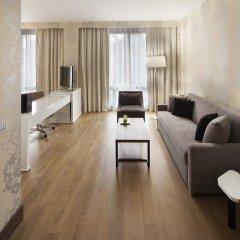 Отель NH Collection Milano President 5* Номер категории Премиум с различными типами кроватей фото 9