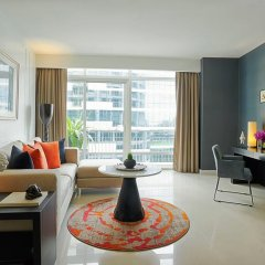 Dusit Suites Hotel Ratchadamri, Bangkok 5* Улучшенный люкс фото 5