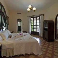 Hotel Casa del Balam 3* Люкс с различными типами кроватей фото 4