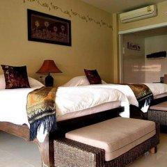 Отель Villa Thongbura 3* Студия с различными типами кроватей фото 40