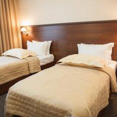 Гостиница Славянская Стандартный номер с двуспальной кроватью