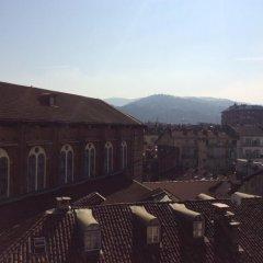 Отель Mansarda Baretti Италия, Турин - отзывы, цены и фото номеров - забронировать отель Mansarda Baretti онлайн балкон